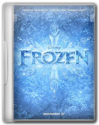 Capa do Filme Frozen: Uma Aventura Congelante