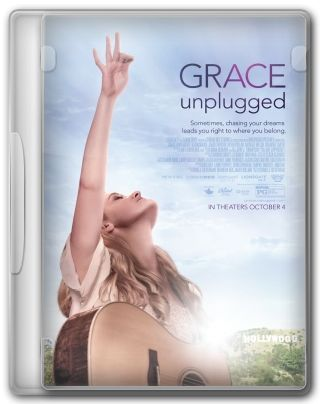 Capa do Filme Grace Unplugged