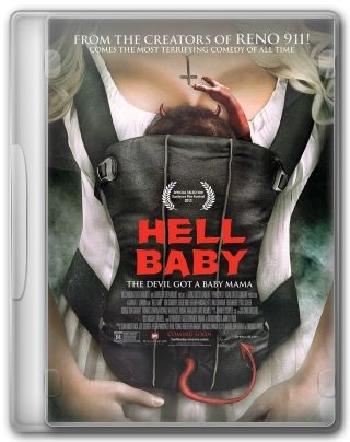 Capa do Filme Hell Baby
