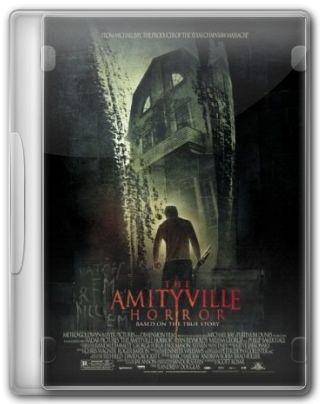 Capa do Filme Horror Em Amityville
