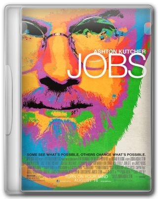 Capa do Filme Jobs