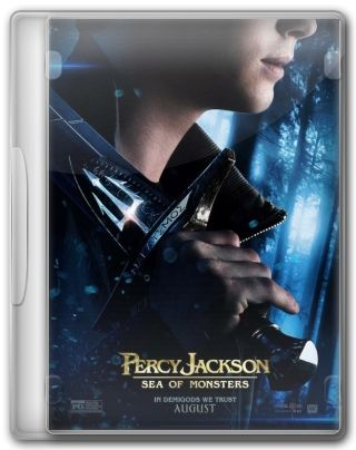 Capa do Filme Percy Jackson e o Mar de Monstros