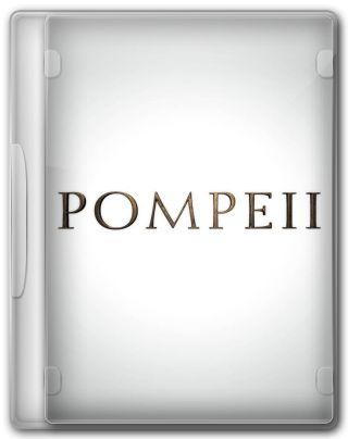 Capa do Filme Pompéia