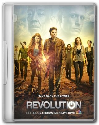 Capa do Filme Revolution (TV Series 2012– )