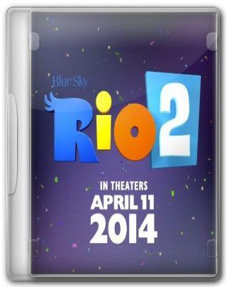 Capa do Filme Rio 2
