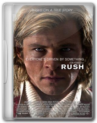 Capa do Filme Rush: No Limite da Emoção