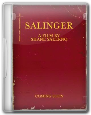 Capa do Filme Salinger