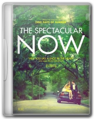 Capa do Filme The Spectacular Now