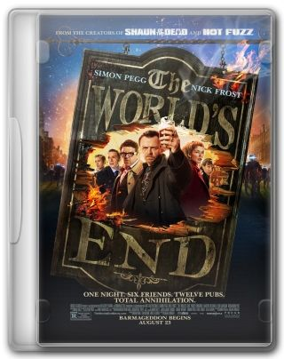 Capa do Filme The World's End