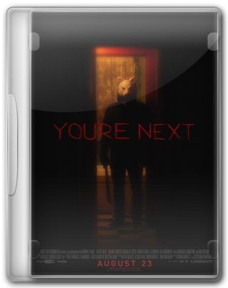 Capa do Filme You're Next