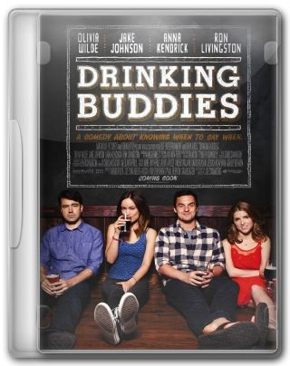 Capa do Filme Drinking Buddies