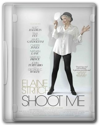 Capa do Filme Elaine Stritch Shoot Me