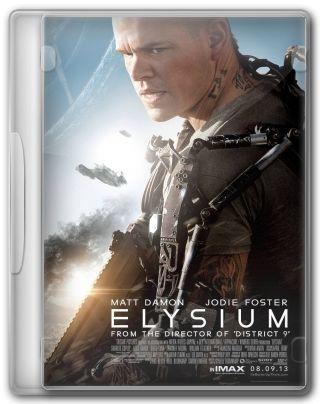Capa do Filme Elysium