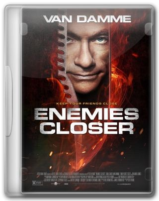Capa do Filme Enemies Closer