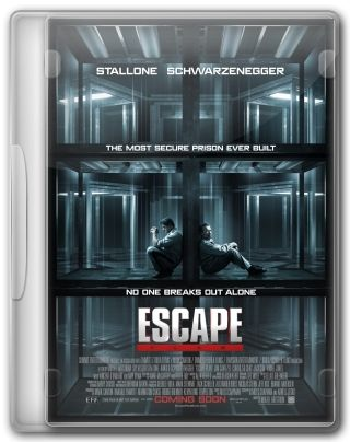 Capa do Filme Escape Plan