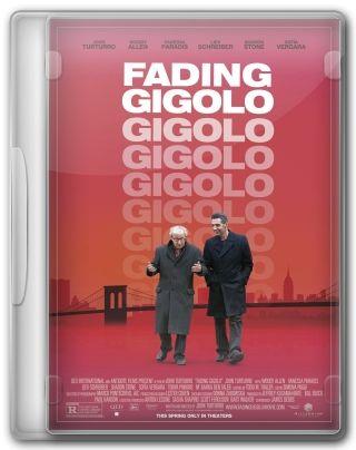 Capa do Filme Fading Gigolo