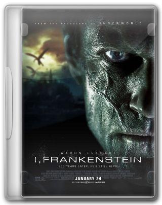 Capa do Filme Frankenstein: Entre Anjos e Demônios
