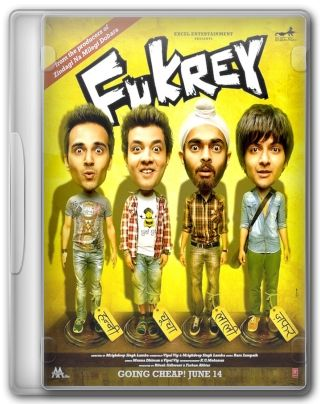 Capa do Filme Fukrey