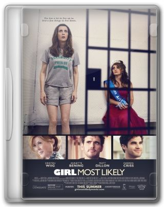 Capa do Filme Girl Most Likely
