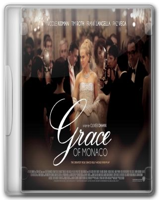 Capa do Filme Grace: A Princesa de Mônaco