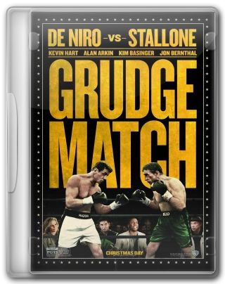 Capa do Filme Grudge Match