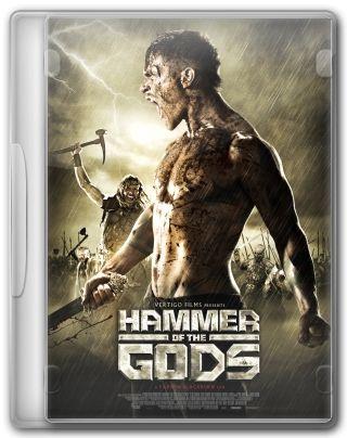 Capa do Filme Hammer of the Gods