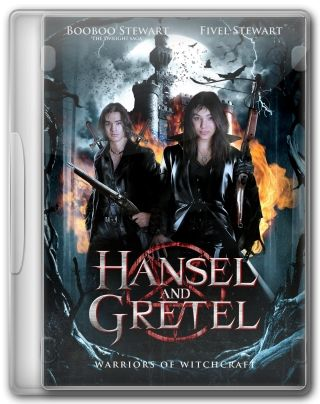 Capa do Filme Hansel & Gretel Warriors of Witchcraft