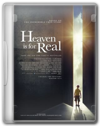 Capa do Filme Heaven Is Real - O Céu Existe Mesmo