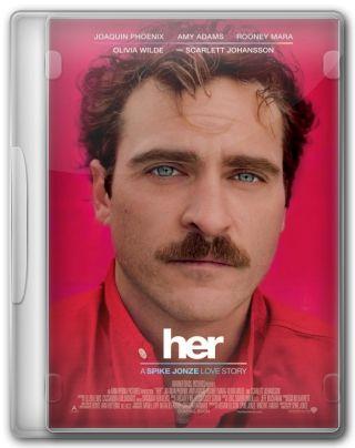 Capa do Filme Her