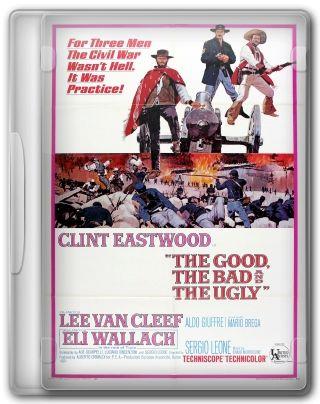 Capa do Filme Três Homens em Conflito