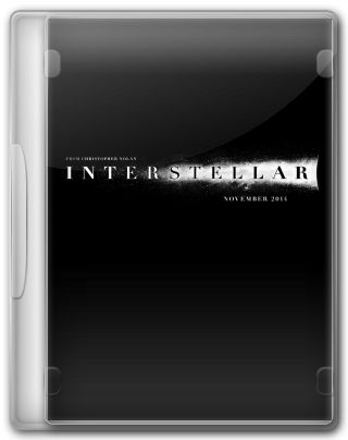 Capa do Filme Interstellar