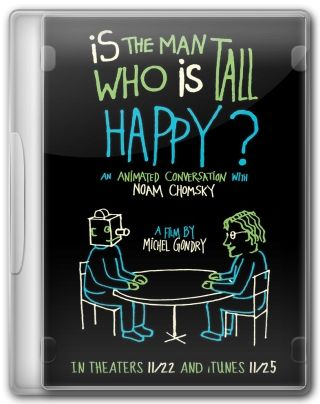Capa do Filme Is the Man Who Is Tall Happy?