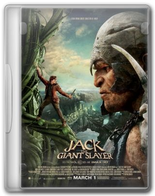 Capa do Filme Jack the Giant Slayer
