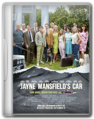 Capa do Filme Jayne Mansfield's Car