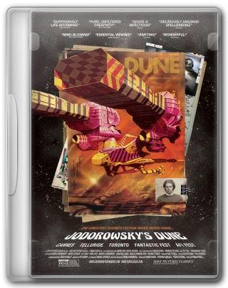 Capa do Filme Jodorowsky's Dune