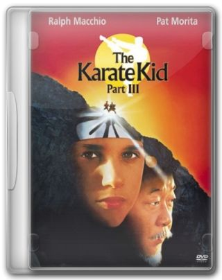 Capa do Filme Karate Kid 3 - O Desafio Final
