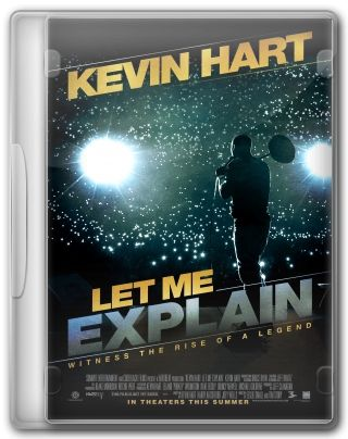 Capa do Filme Kevin Hart Let Me Explain