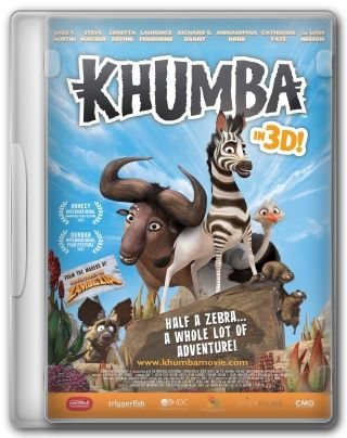 Capa do Filme Khumba