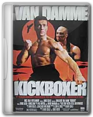Capa do Filme Kickboxer - O Desafio do Dragão