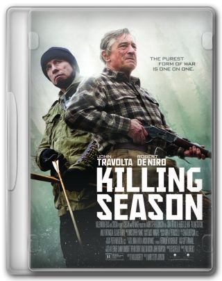 Capa do Filme Killing Season