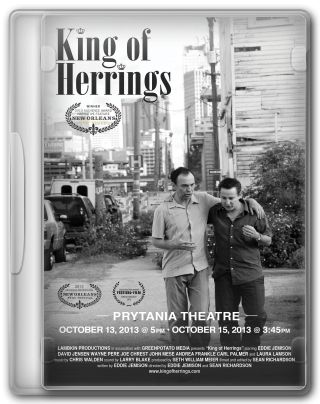 Capa do Filme King of Herrings