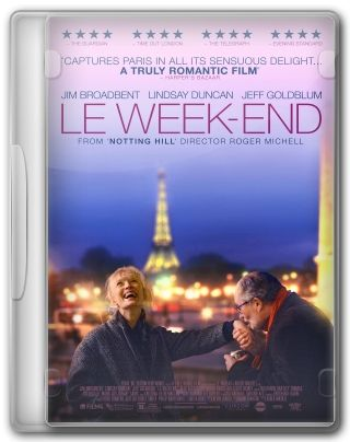Capa do Filme Le Week-End