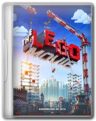 Capa do Filme Lego: O Filme