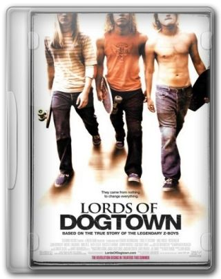 Capa do Filme Os Reis de Dogtown