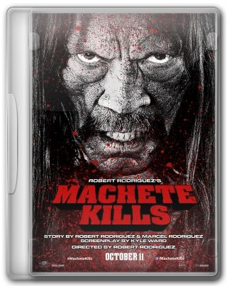 Capa do Filme Machete Mata