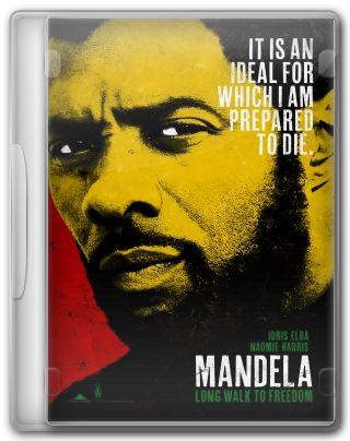 Capa do Filme Mandela: Longo Caminho Para a Liberdade