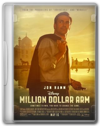 Capa do Filme Million Dollar Arm
