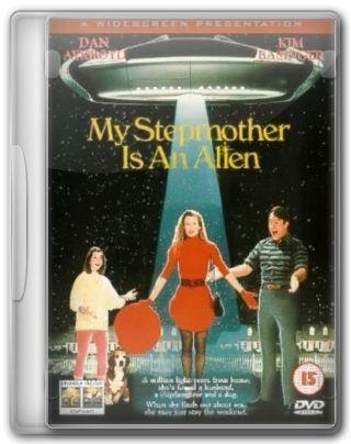 Capa do Filme Minha Noiva É uma Extraterrestre