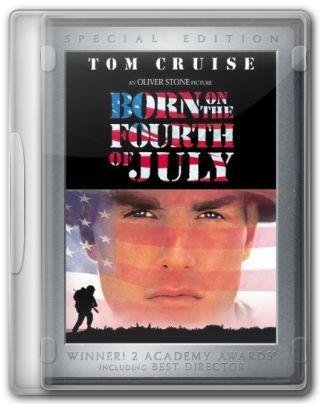 Capa do Filme Nascido em 4 de Julho