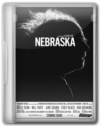 Capa do Filme Nebraska